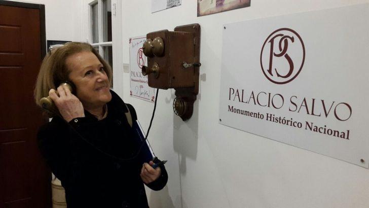 Una visita guiada por el emblemático Palacio Salvo