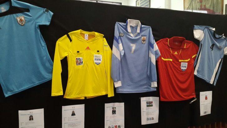 Se inauguró la primera muestra sobre el fútbol femenino uruguayo
