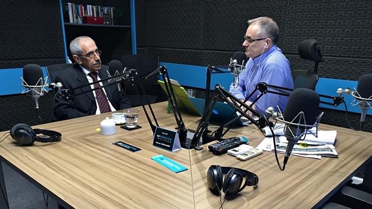 Entrevista central, martes 16 de agosto: Mohamed Odeh