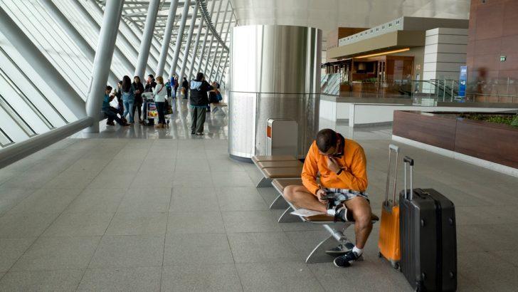 <em>Aeropuerto de Carrasco</em><br>Trámite de Migraciones se reduce con nueva tecnología biométrica