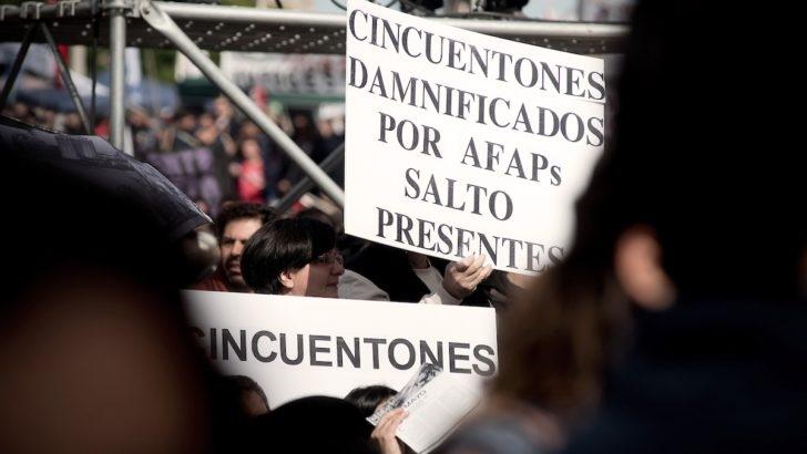 Un «cincuentón» sobre las críticas al régimen de Administradoras de Fondos de Ahorro Previsional