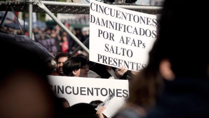 <em>Cincuentones</em><br>«Vázquez no puede poner 'cara de yo no fui' porque el FA confirmó el sistema de Afaps», dice Pablo Abdala (PN)