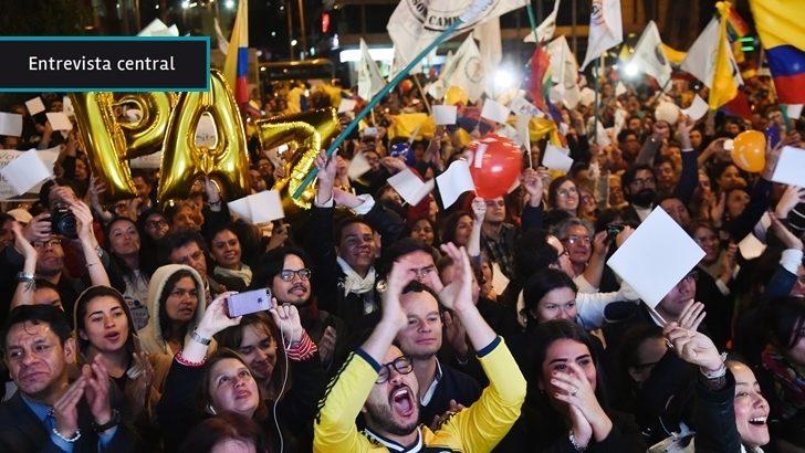 """Paz en Colombia: Todavía hay """"incertidumbre"""" sobre el apoyo popular al acuerdo con las FARC, que será progresivo, dice jefe de gabinete de misión de ONU"""