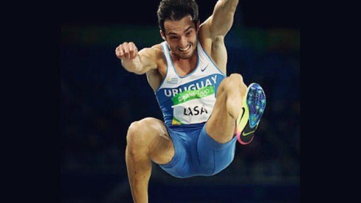 <em>Río 2016</em><br>Salto largo: El uruguayo Emiliano Lasa se aseguró un futuro de alta comepetencia tras obtener sexto puesto