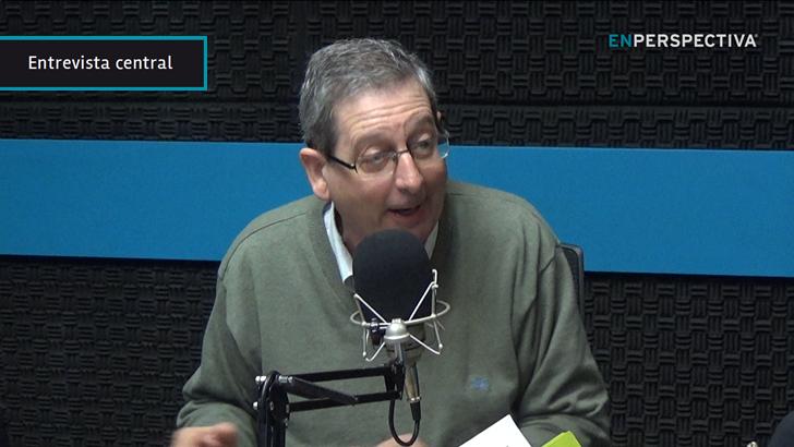 «El Gobierno del FA no está a la izquierda», dice el diputado Eduardo Rubio, de Unidad Popular, que asegura que su partido incorpora «una visión que estaba faltando en el debate»