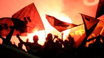 Tres jóvenes heridos de bala durante los festejos del cumpleaños de Peñarol