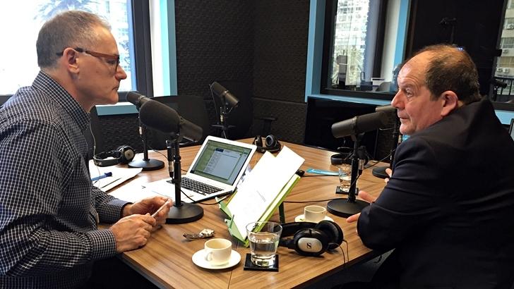 Entrevista central, miércoles 21 de setiembre: Álvaro Lamé