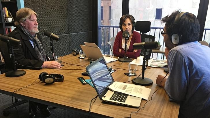 Entrevista central, viernes 23 de setiembre: Luis Hierro López