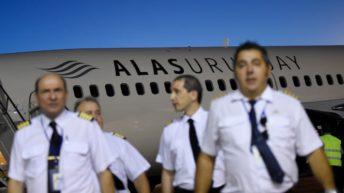 Alas Uruguay suspendió sus operaciones por 60 días