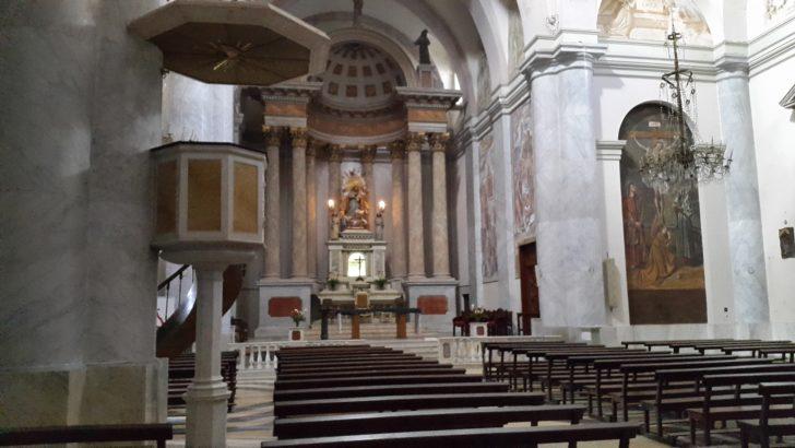 La restauración de la Catedral de San José