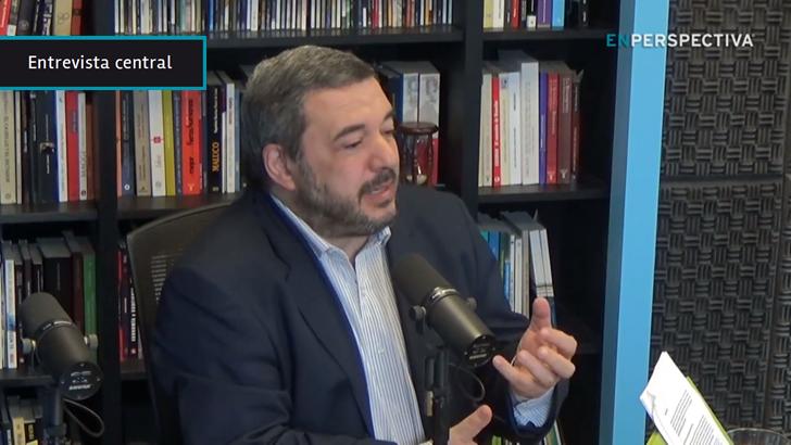 """Mario Bergara (Banco Central): Compra de dólares para frenar caída del tipo de cambio puede ser cara pero """"nos va a convenir a futuro""""; """"sería más costoso no hacerlo"""""""