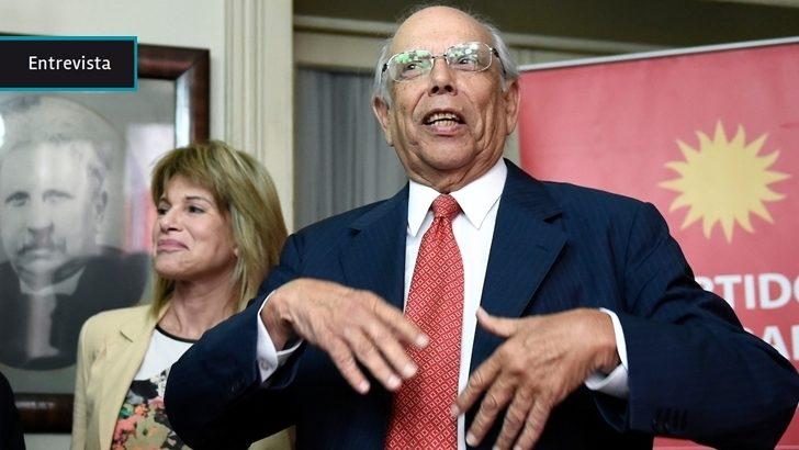 """Jorge Batlle (1927-2016): """"Siempre fue generoso para incorporar gente joven, darle libertad de trabajo y no exigirle militancia política"""", dice el ex prosecretario Leonardo Costa"""