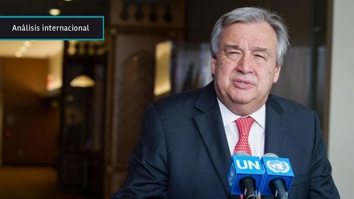 El portugués António Guterres se perfila como nuevo secretario general de la ONU con el desafío de combatir tendencias «aislacionistas»
