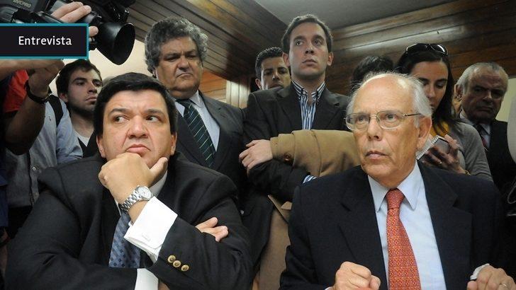 """Jorge Batlle (1927-2016): """"Fue un hombre impredecible, tenía sus ideas y sus salidas que a veces no eran muy conocidas previamente"""", dice su ex asesor Carlos Ramela"""