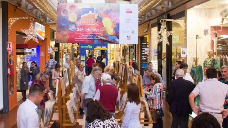 Montevideo Shopping lanzó <em>Acercando el arte</em>