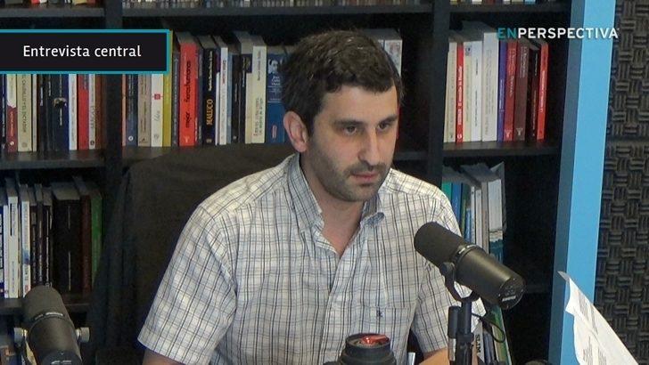 """Daniel Caggiani (MPP): Diputados del PN le hicieron «mal al Parlamento» al generar un """"manto de sospecha"""" sobre negocios con Venezuela sin ninguna prueba"""