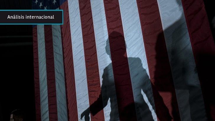 """EEUU: A un día de las elecciones, reina la """"incertidumbre"""" y el descontento con una clase política """"desprestigiada"""""""