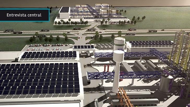 Efice prepara la inversión industrial de capitales uruguayos más grande de la historia en un complejo de plantas donde desarrollará productos innovadores derivados del cloro