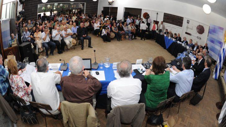 <em>Consejo de Ministros</em><br>Vecino de Santa Clara de Olimar reclamó retomar minería para solucionar desempleo