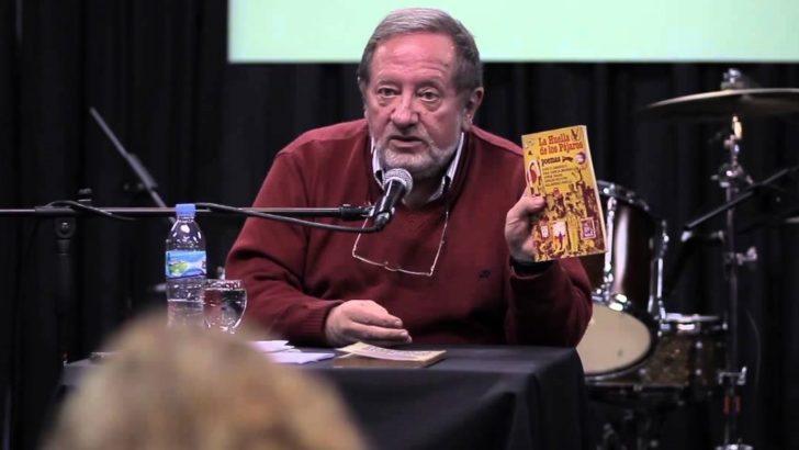 <em>Mi mundo privado</em>, la última novela de Elvio Gandolfo