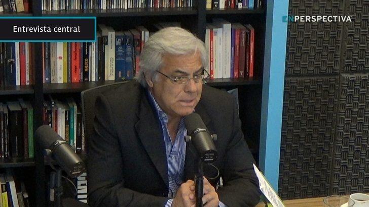 """Gonzalo Mujica (FA): """"Ni yo tengo ganas de trabajar"""" con muchos diputados frenteamplistas, """"ni ellos deben de tener ganas de trabajar conmigo"""""""