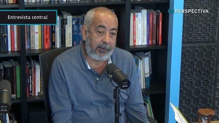 """Leonardo Padura: """"Si alguna vez me califican de 'procastrista' o 'anticastrista', me mando correr; soy un escritor y escribo de la realidad cubana"""""""