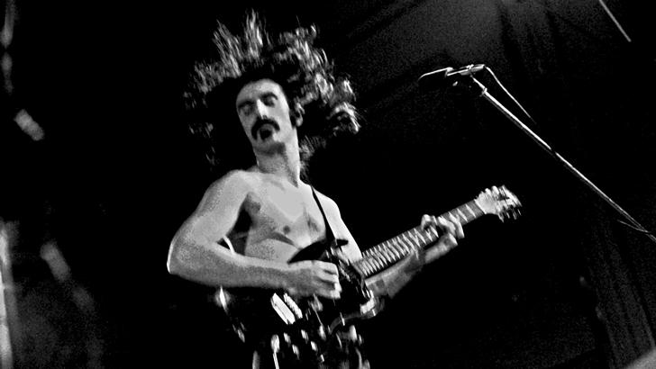 Libros: <em>La verdadera historia de Frank Zappa</em>
