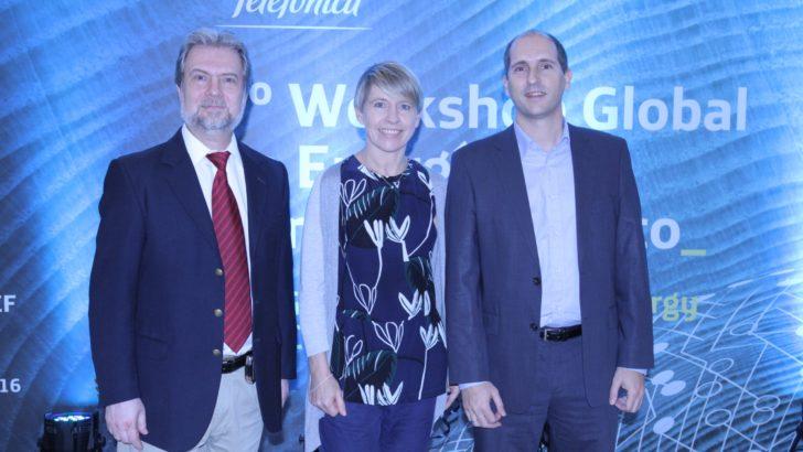 Telefónica realizó la séptima edición del Workshop Global de Energía y Cambio Climático