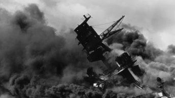 Se cumplen 75 años del ataque japonés a Pearl Harbor