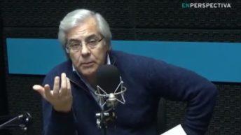 """Gonzalo Mujica dijo que está """"más afuera"""" que adentro del FA"""