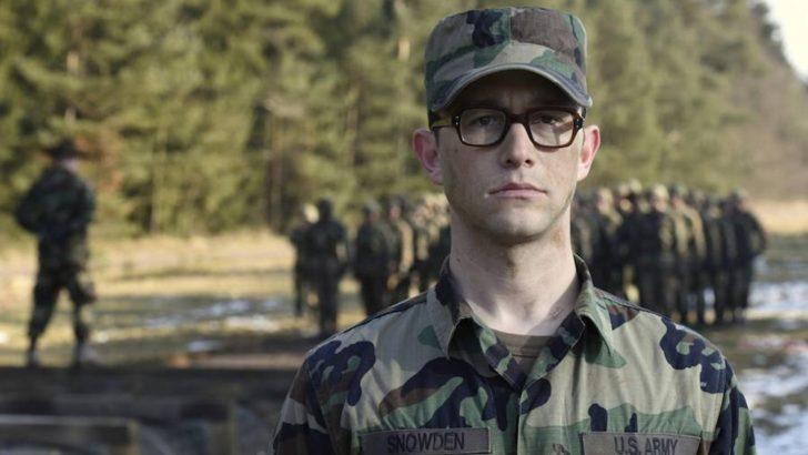 <em>En Primera Fila</em><br><em>Snowden</em>, la polémica película de Oliver Stone