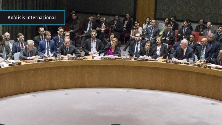 """ONU: Uruguay fue """"coherente"""" al votar ilegalidad de los asentamientos israelíes en Palestina porque siempre apoyó la solución de los dos Estados, dice periodista Leonel Harari"""