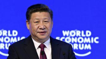 "Presidente de China pronunció discurso ""anti-Trump"" en Davos"
