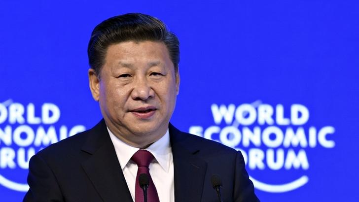 Presidente de China pronunció discurso «anti-Trump» en Davos