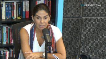 Entrevista central, martes 17 de enero: Verónica Alonso