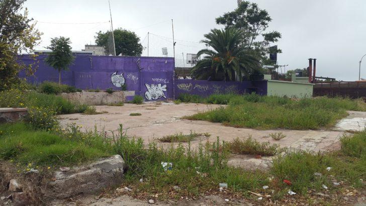 El Parque Rodó y sus áreas descuidadas