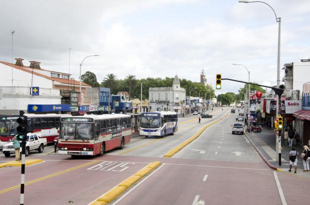 Intendencia realiza cambios en Corredor Garzón para reducir demoras