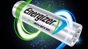 Energizer lanzó pila alcalina fabricada con pilas recicladas