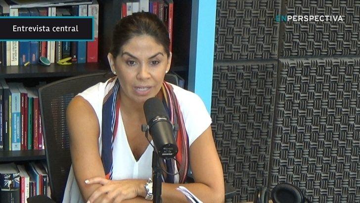 """Verónica Alonso: El Partido Nacional tiene que """"sacarse el chip de que como es oposición simplemente le toca criticar"""""""