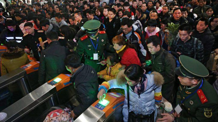 <em>Perdidos en Shenzhen</em><br>Moverse en China, una nueva edición de la columna de Jana Rodríguez Hertz