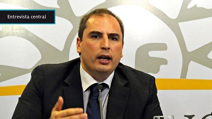 """Ley de Transparencia: """"El 'atractivo' de la opacidad o de un secreto bancario cerrado a cal y canto hoy no existe casi en ningún lugar"""", dice subsecretario de Economía Pablo Ferreri"""