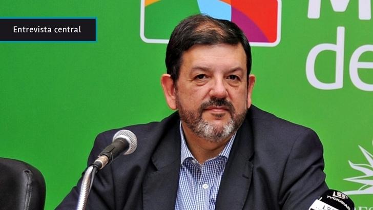 """Corralito mutual: """"Nos parece muy bueno"""" que """"la mayoría de la gente no está pensando cambiar"""" de institución, dice Arturo Echevarría, presidente de la Junta Nacional de Salud"""
