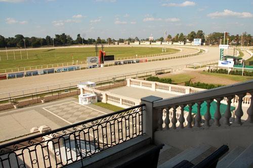 Los preparativos del Gran Premio Ramírez