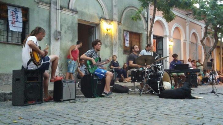 <em>Música</em><br>15.000 personas disfrutaron de la décima edición de <em>Jazz a la Calle</em>