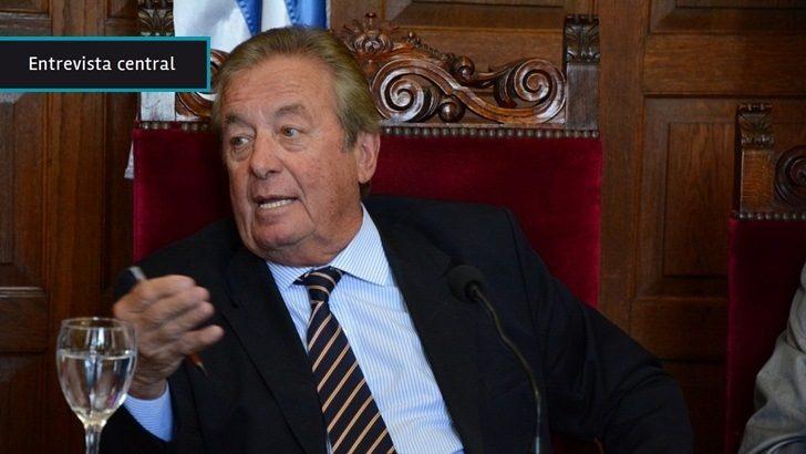 """Colonia vive una de sus mejores temporadas gracias a que el Gobierno argentino es mucho más """"amigable"""" con Uruguay, dice intendente Carlos Moreira (Partido Nacional)"""