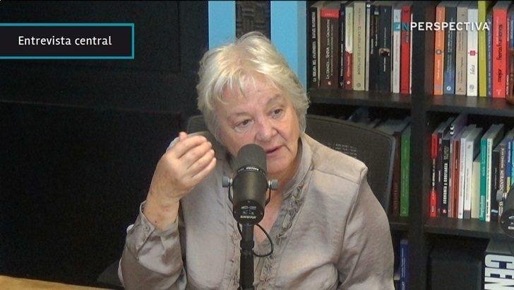 """Lucía Topolansky (MPP): Para la Rendición de Cuentas """"primero hay que negociar el voto que nos falta con Gonzalo Mujica, después con el resto de los partidos"""""""
