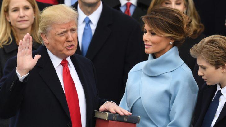 <em>EEUU</em><br>Trump asume presidencia con menos público que Obama y un «boicot» de 50 congresistas demócratas