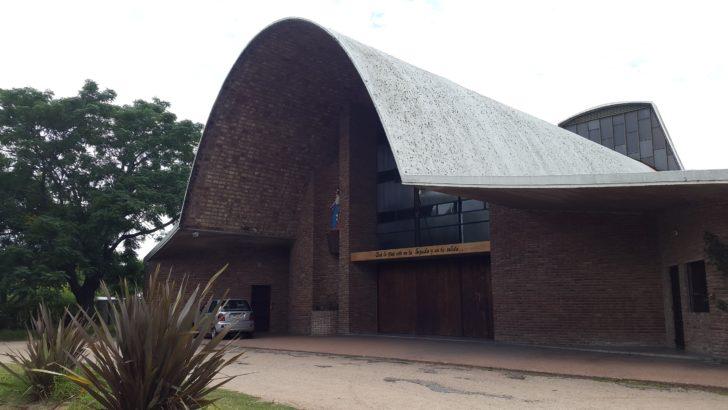 Parroquia de Colón lanzó un programa con actividades deportivas