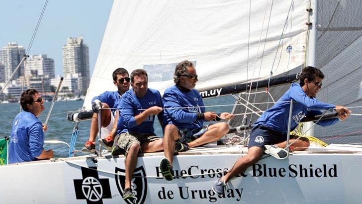 <em>Vela</em><br>Resultados del Circuito Atlántico Sur confirman el buen momento de los deportistas náuticos celestes