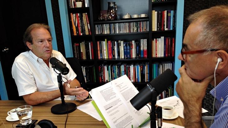 Entrevista central, miércoles 22 de febrero: Washington Corallo
